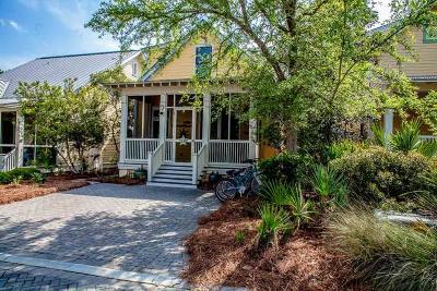 Santa Rosa Beach Single Family Home For Sale: 28 Lyonia Lane