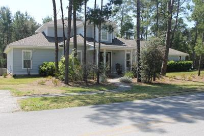 Santa Rosa Beach Single Family Home For Sale: 20 Carlos Court