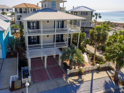 Single Family Home For Sale: 360 Beachside Drive