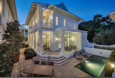 Rosemary Beach Single Family Home For Sale: 18 New Providence Lane