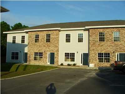 Fort Walton Beach Condo/Townhouse For Sale: 641 Gap Creek Drive #641
