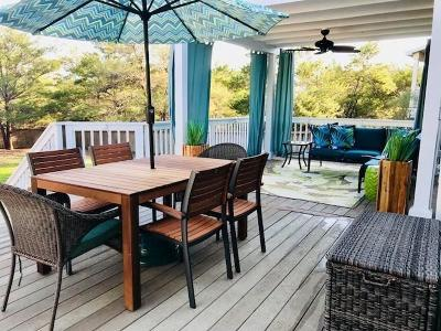 Inlet Beach Single Family Home For Sale: 206 Seabreeze Circle