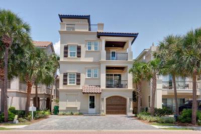 Destiny By The Sea Single Family Home For Sale: 4816 Ocean Boulevard