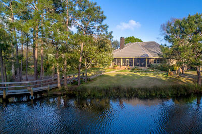 Destin Single Family Home For Sale: 152 Indian Bayou Drive