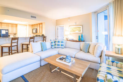 Destin Condo/Townhouse For Sale: 4203 Indian Bayou Trail #1417