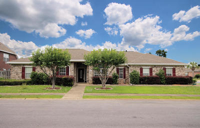 Fort Walton Beach Single Family Home For Sale: 1601 Londonderry Cove