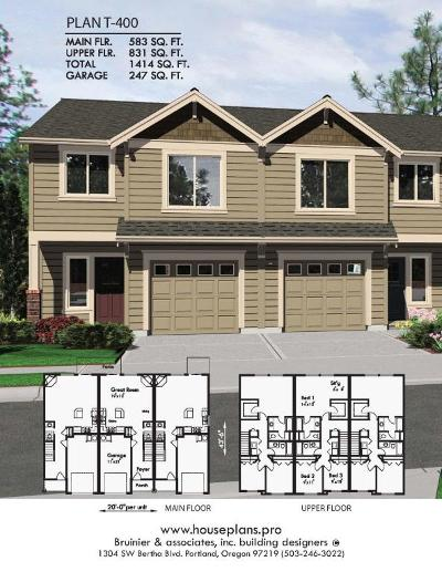 Niceville Condo/Townhouse For Sale: 204 Ellis Avenue #1