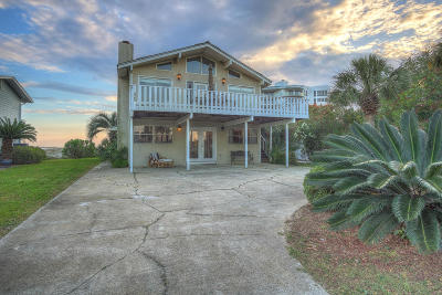 Holiday Isle Single Family Home For Sale: 320 Gulf Shore Drive