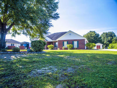 Crestview Single Family Home For Sale: 3002 Colonial Circle