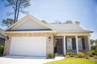 Santa Rosa Beach Single Family Home For Sale: 14 Forest Park Drive