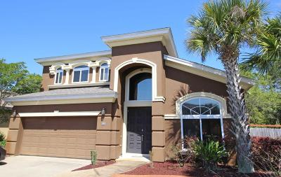 Single Family Home For Sale: 852 Solimar Way