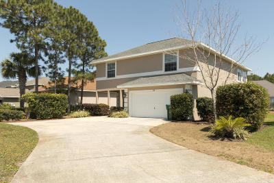 Destin Single Family Home For Sale: 274 Chipola Cove