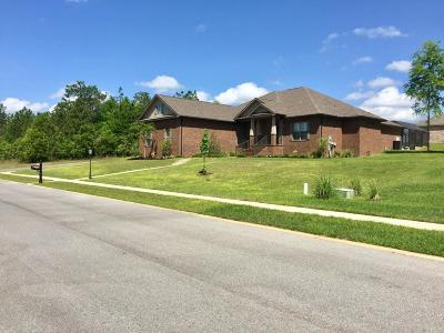 Crestview Single Family Home For Sale: 2441 Hammock Lane
