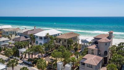 Panama City Beach Single Family Home For Sale: 316 Beachside
