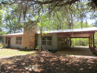 Ponce De Leon Single Family Home For Sale: 401 Howell Bluff Road