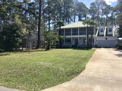 Santa Rosa Beach Single Family Home For Sale: 274 Bay Circle Drive