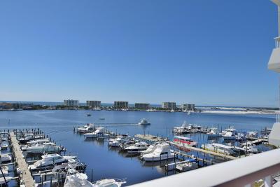 Destin Condo/Townhouse For Sale: 320 Harbor Boulevard #UNIT A50