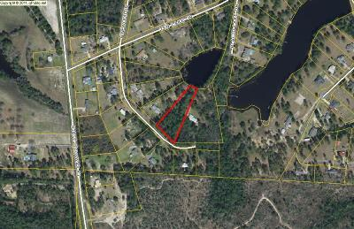 Defuniak Springs Residential Lots & Land For Sale: 1.6ac Pinewood Drive