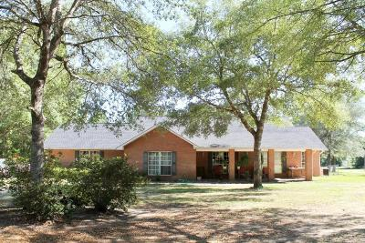 Single Family Home For Sale: 6138 Hwy 393