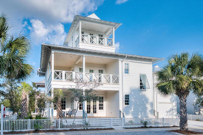 Panama City Beach, West Panama City Beach Single Family Home For Sale: 141 Parkshore Drive
