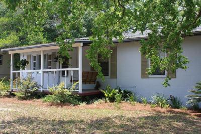 Crestview FL Single Family Home For Sale: $109,900