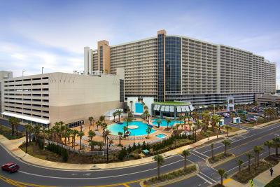 Panama City Beach Condo/Townhouse For Sale: 9860 S Thomas Drive #UNIT 105