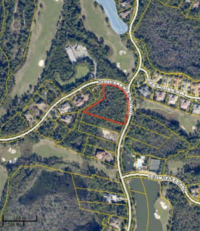 Destin Residential Lots & Land For Sale: 341 Regatta Bay Boulevard