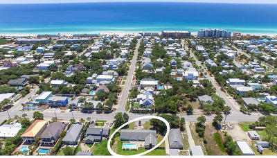 Destin Single Family Home For Sale: 4523 Luke Avenue #UNIT A