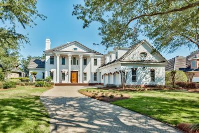 Destin Single Family Home For Sale: 4354 Stonebridge Road