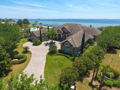 Okaloosa County Single Family Home For Sale: 4 Sunset Beach Place