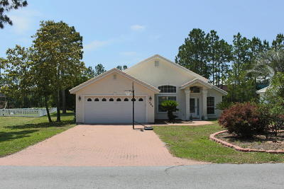 Santa Rosa Beach FL Single Family Home For Sale: $425,000