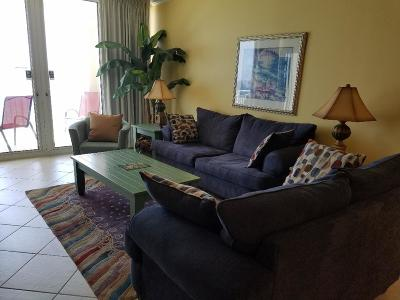 Navarre Condo/Townhouse For Sale: 8499 Gulf Boulevard #APT 1405