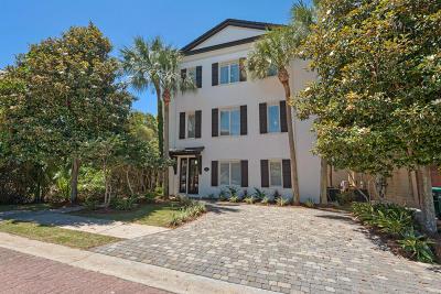 Destiny By The Sea Single Family Home For Sale: 4797 Ocean Boulevard
