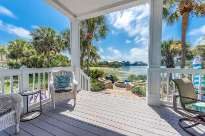 Panama City Beach, West Panama City Beach Single Family Home For Sale: 411 Lakefront Drive