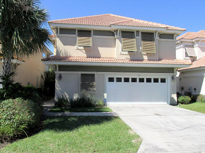 Destin Single Family Home For Sale: 228 Calusa Boulevard