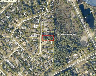 Destin Residential Lots & Land For Sale: 1192 Bay Court Drive