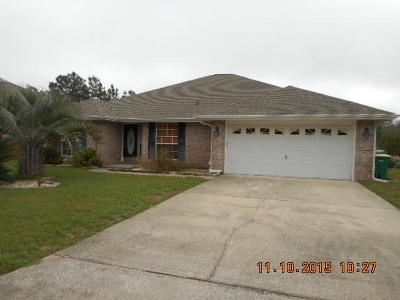 Navarre Single Family Home For Sale: 2718 Shoni Drive