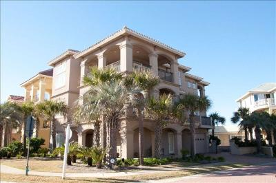 Destin Single Family Home For Sale: 4713 Ocean Boulevard