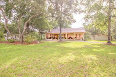 Crestview Single Family Home For Sale: 4338 Hassell Road