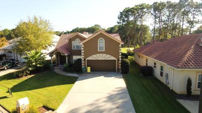 Destin FL Single Family Home For Sale: $549,000