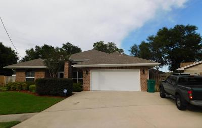 Fort Walton Beach Single Family Home For Sale: 612 Lombard Circle