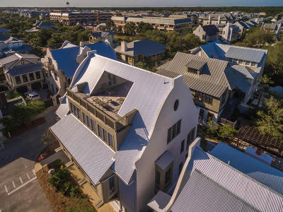 Rosemary Beach Single Family Home For Sale: 11 Town Hall Road