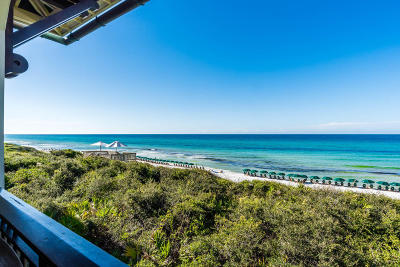 Rosemary Beach Single Family Home For Sale: 2 Spanish Town Court