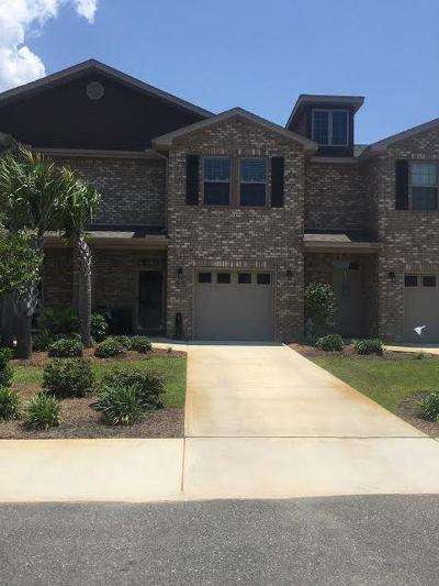 Navarre Condo/Townhouse For Sale: 2068 Wilsons Plover Circle