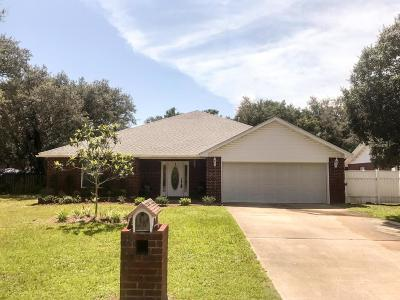 Niceville Single Family Home For Sale: 405 Evans Road