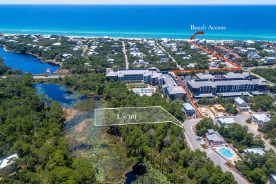 Santa Rosa Beach FL Residential Lots & Land For Sale: $245,000