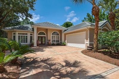 Destin Single Family Home For Sale: 4587 Nautical Court