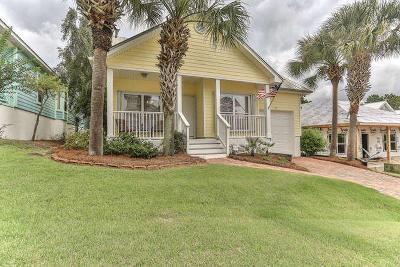 Santa Rosa Beach Single Family Home For Sale: 263 Ventana Blvd