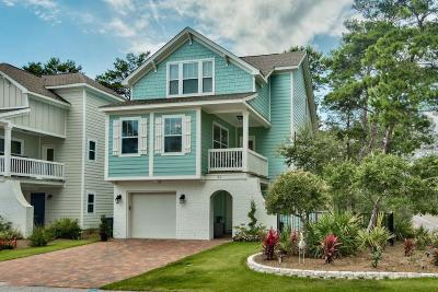 Inlet Beach Single Family Home For Sale: 66 Sandpine Loop