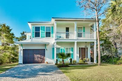 Miramar Beach Single Family Home For Sale: 48 Ruth Street